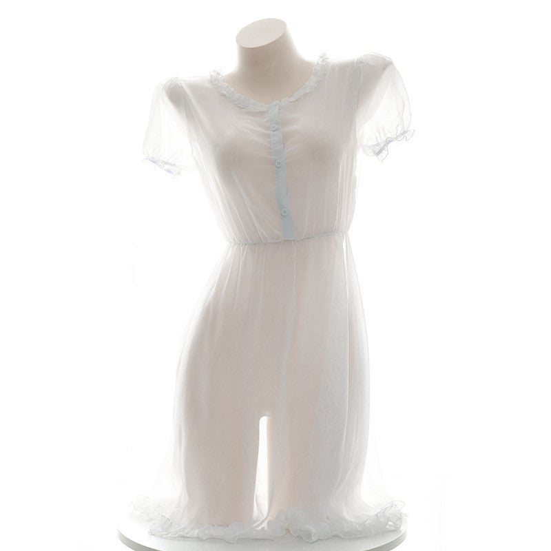 Sexy transparent nightdress DB5763