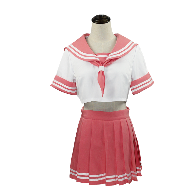 Astolfo cosplay sailor suit DB5761