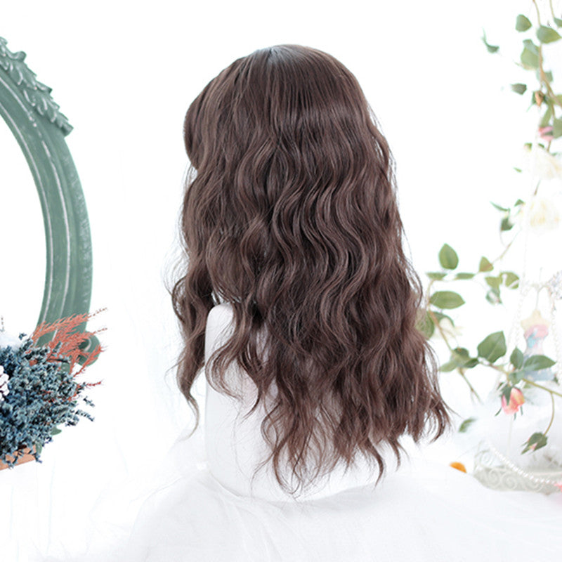 Lolita medium long curly wig DB5452