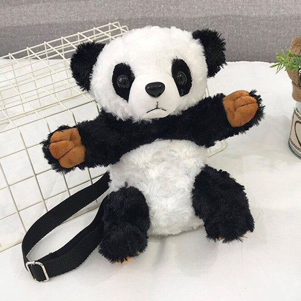 Panda One Shoulder Crossbody Backpack DB4996