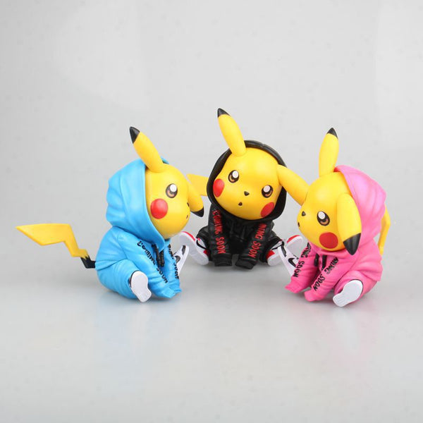 Pikachu doll hand-made production  DB5560