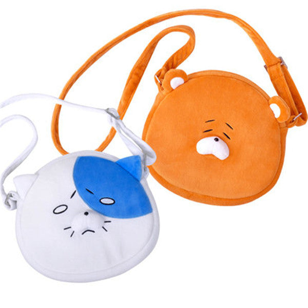 Cat and hamster shoulder bag DB5328