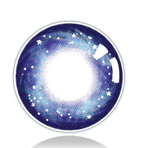 Night Purple Contact Lens (Two Pieces) DE1063