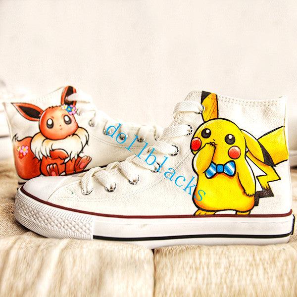 Pokémon hand-painted shoes DB4592