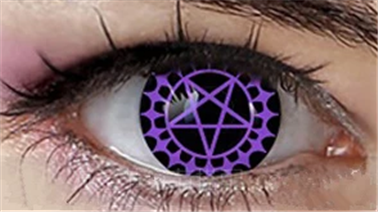 COS Ciel Phantomhive Contact Lenses (Two Pieces) DE1110