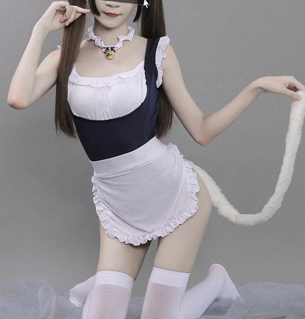 cosplay cat maid set DB4621