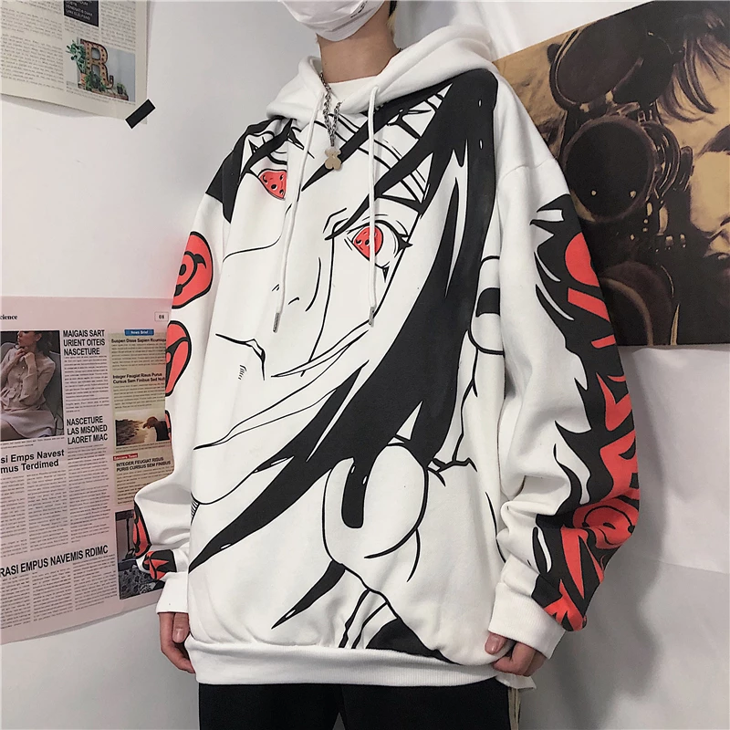 Couples NARUTO anime sweater DB4944