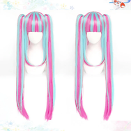 BANG DREAM COS double ponytail WIG DB5661