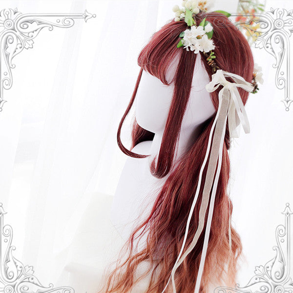 Lolita Rose Gradient Wig DB4729