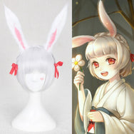 Onmyoji cos rabbit wig DB5503