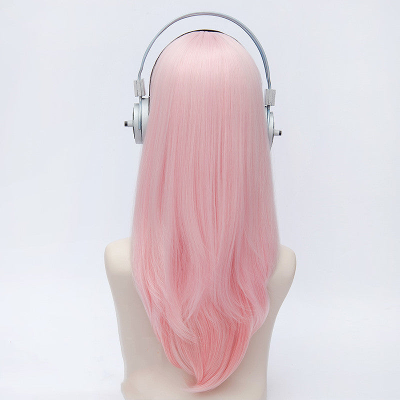 SuperSonico cosplay wig DB4382