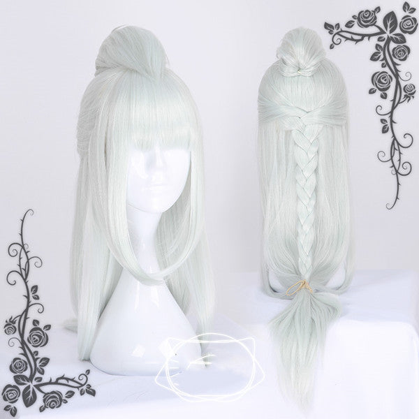 COSPLAY ponytail wig    DB5595