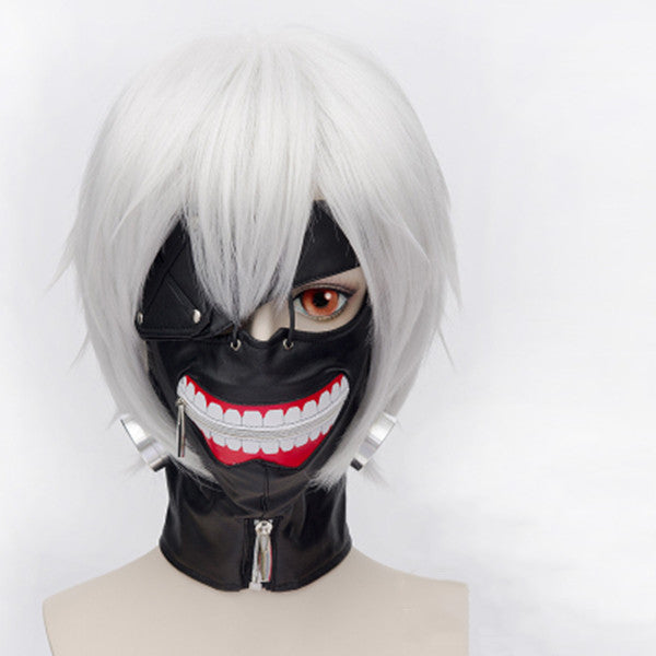 Tokyo Ghoul cos wig + mask DB5087