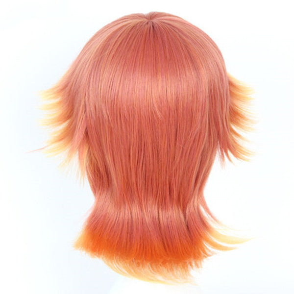 Royal teacher Heine cos gradient wig DB5732