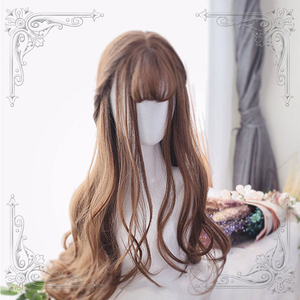 Lolita honey pudding wig DB4724