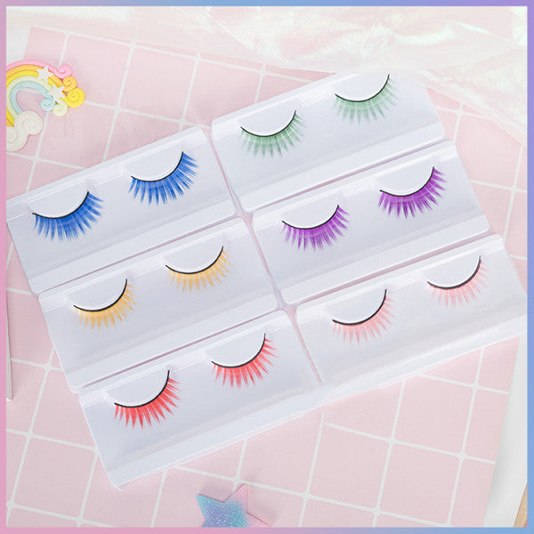 Color cos false eyelashes DB5635