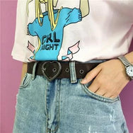 Retro love belt belt DB2086