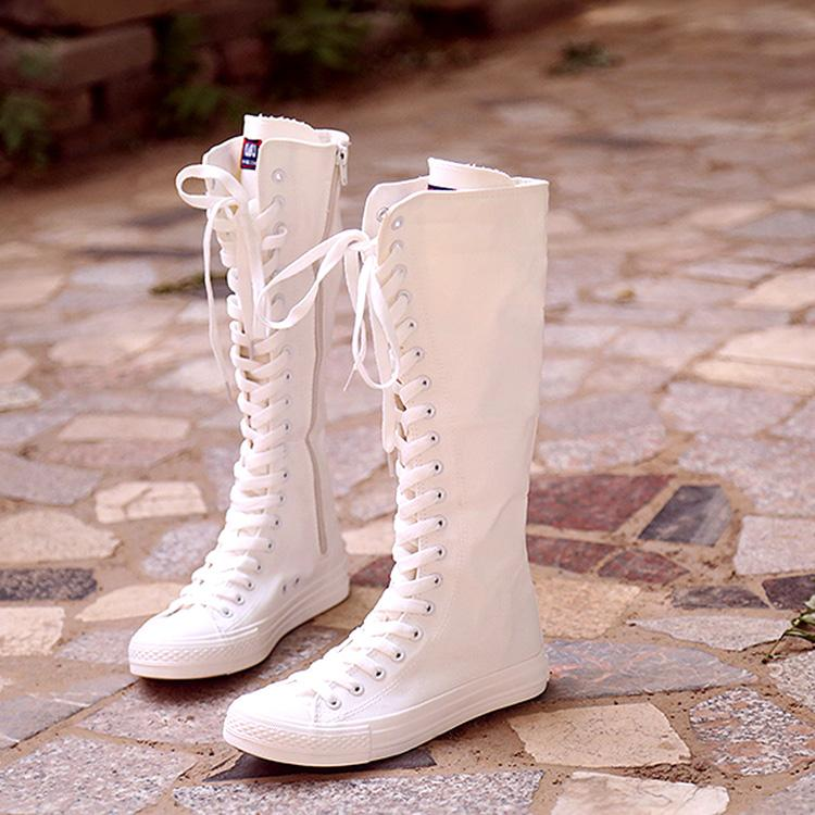 Ulzzang long boots DB2084