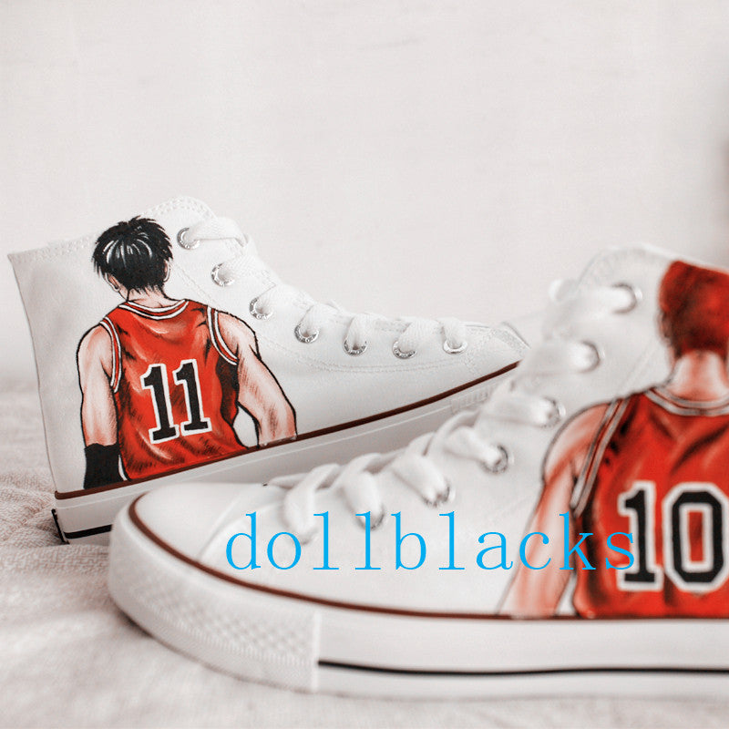 SLAM DUNK hand-painted shoes DB4594