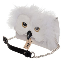 Load image into Gallery viewer, Harry Potter Hedwig Owl Crossbody Handbag