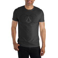 Load image into Gallery viewer, Assassin's Creed Borromean Triangle Symbol T-Shirt Tee Shirt for Men