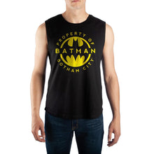 Load image into Gallery viewer, DC Comics Mens Shirt Batman Muscle Tank