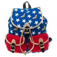 Load image into Gallery viewer, DC Comics Wonder Woman Knapsack