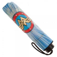 Load image into Gallery viewer, DC Comics Wonder Woman Liquid Reactive Umbrella