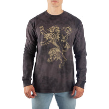Load image into Gallery viewer, Game of Thrones Long Sleeve Shirt Lannister TShirt Game of Thrones TShirt