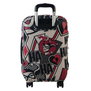 Harley Quinn Luggage Cover