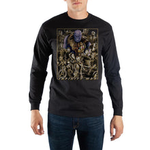 Load image into Gallery viewer, Marvel Avengers Character Long Sleeve T-Shirt