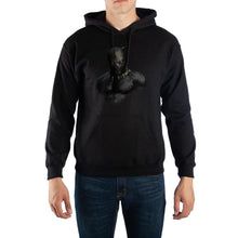 Load image into Gallery viewer, Marvel Black Panther Killmonger Pullover Hooded Sweatshirt