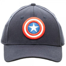 Load image into Gallery viewer, Marvel Captain America Flex Cap