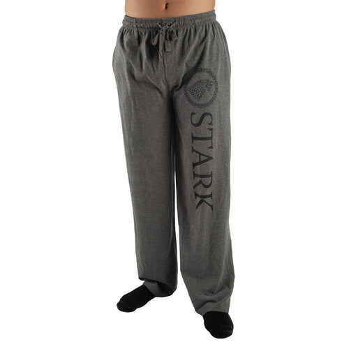 Mens Game of Thrones Sleep Pants House Stark
