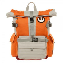 Load image into Gallery viewer, Star Wars Pilot Roll Top Backpack