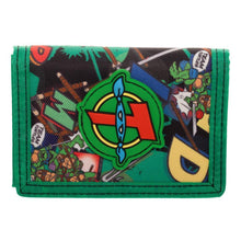 Load image into Gallery viewer, Teenage Mutant Ninja Turtle Wallet