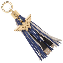 Load image into Gallery viewer, Wonder Woman Tassle USB Keychain