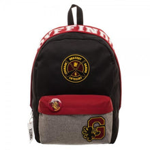 Load image into Gallery viewer, Harry Potter Gryffindor Backpack