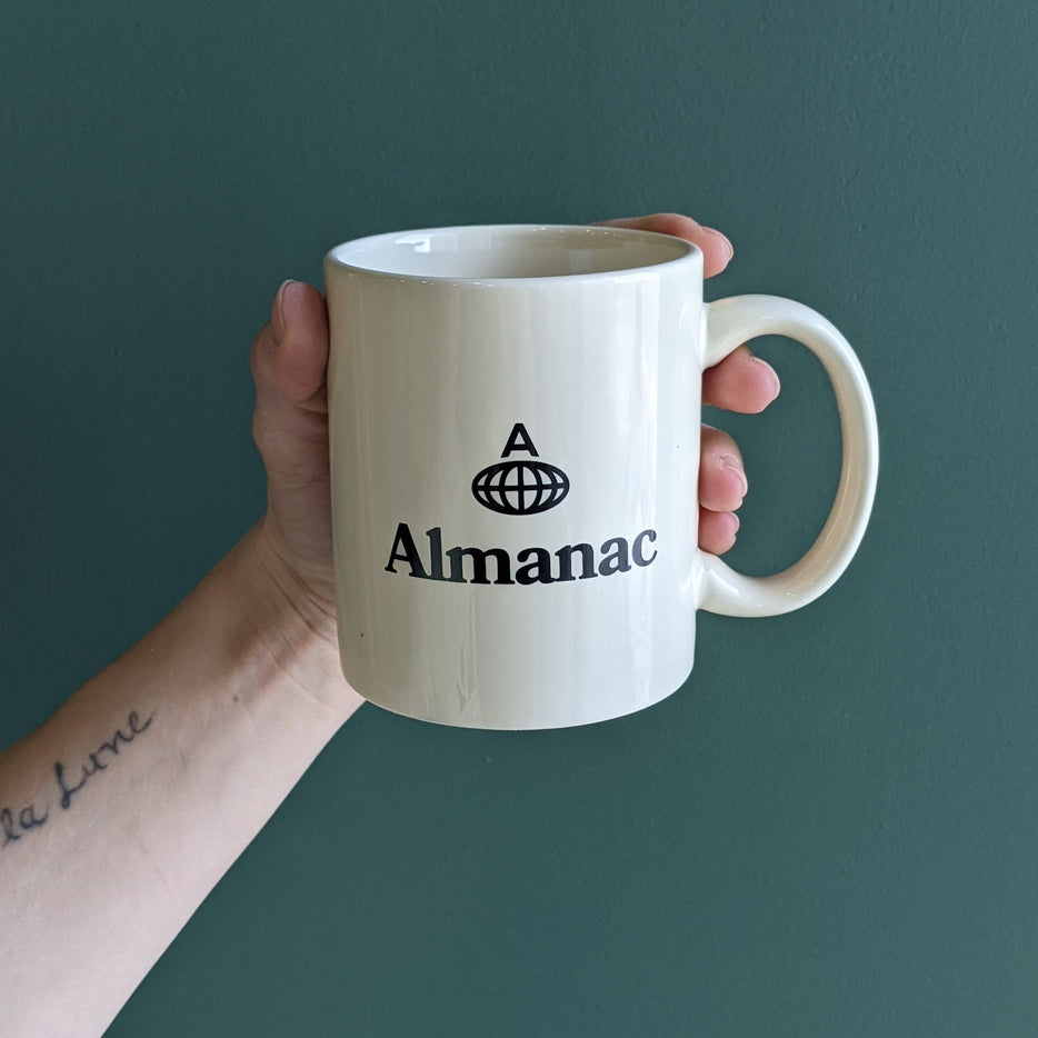 Almanac Coffee Mug