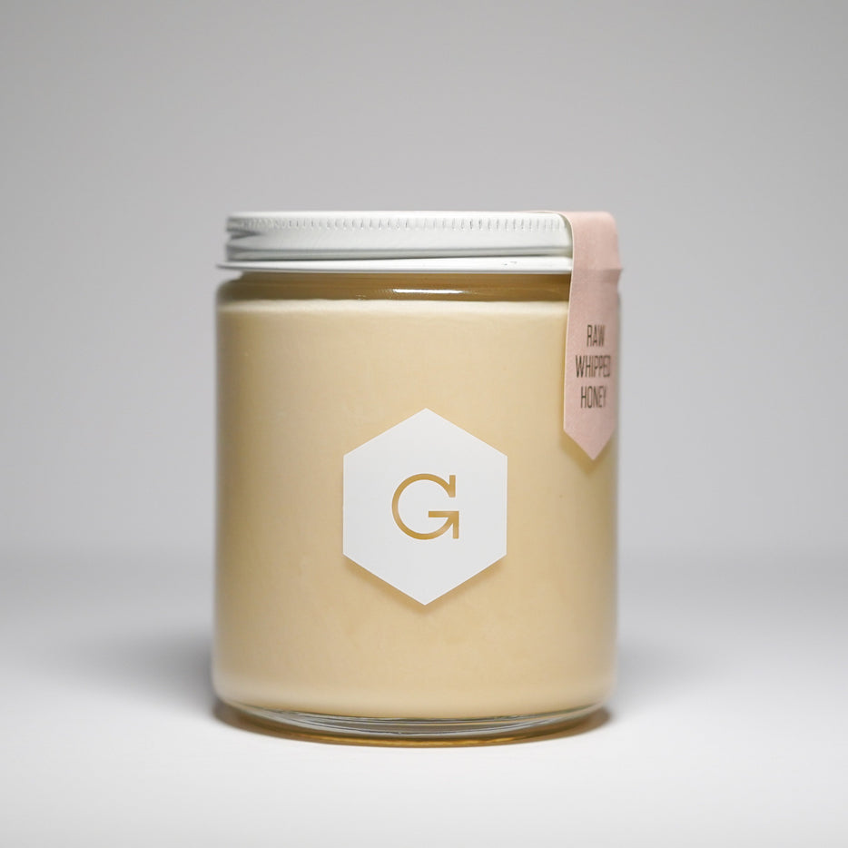 Gibbs Honey - Raw Whipped Honey