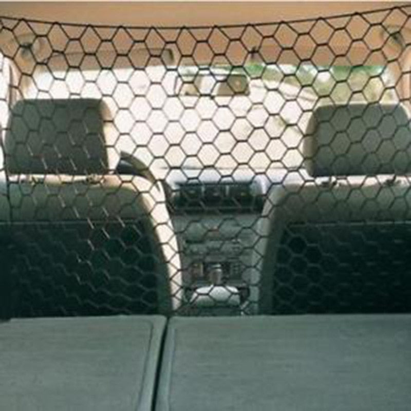 Dog Protection Net Car Isolation Barrier