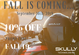 FALL CAMPAIGN 2019 - 10% OFF