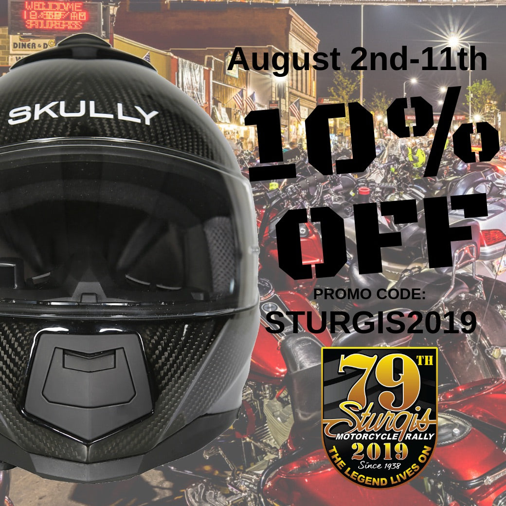 SKULLY at the 79th Sturgis Motorcycle Rally
