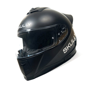 skully fenix ar matte camera smart helmet