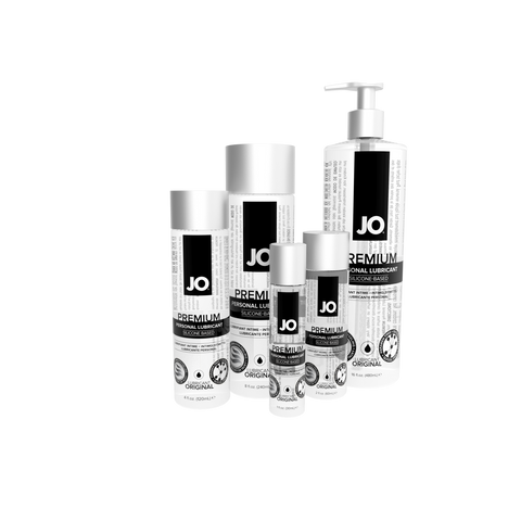 Jo Silicone based lubricants Great for anal sex and water play