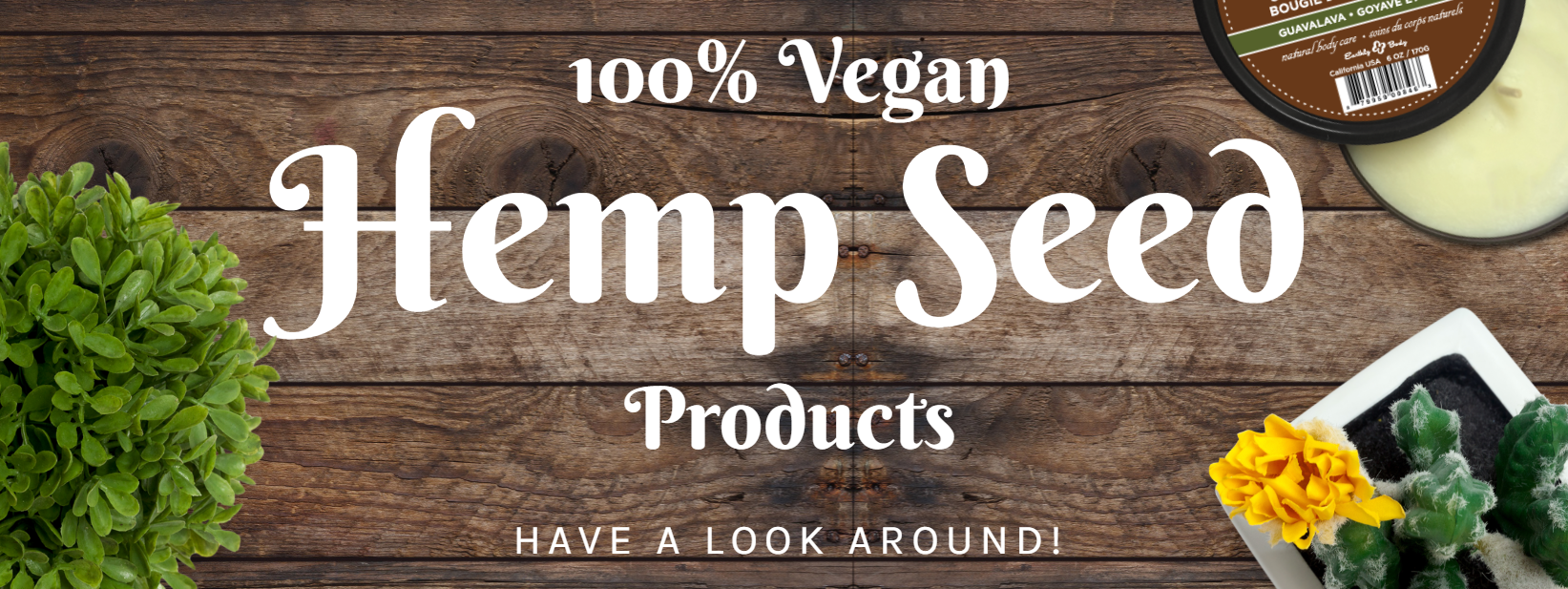 Hemp and CBD products from ultra45 Earthly Body