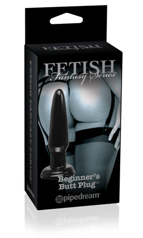 Buy now Fetish Fantasy Series Limited Edition Beginner's Butt Plug Black