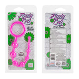Buy now Booty Call X-10 Beads Pink California Exotic