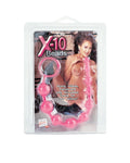 Buy now X-10 Beads Pink California Exotic
