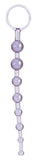 Buy now Shanes World Anal 101 Intro Beads Purple California Exotic